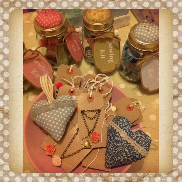 craft stall items